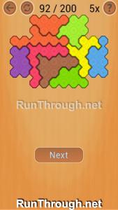 Ocus Puzzle Walkthrough Medium Level 92