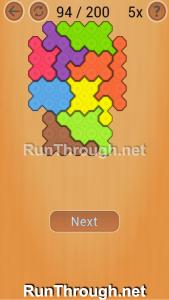 Ocus Puzzle Walkthrough Medium Level 94