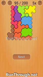 Ocus Puzzle Walkthrough Medium Level 95