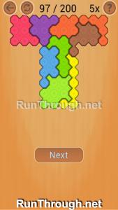 Ocus Puzzle Walkthrough Medium Level 97