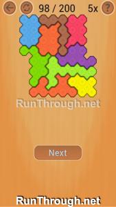 Ocus Puzzle Walkthrough Medium Level 98