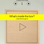 What's Inside the Box? Walkthrough and Answers