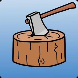 Idle Wood Tycoon Icon