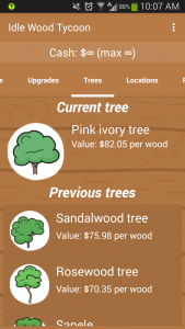 Idle Wood Tycoon Infinite Trees