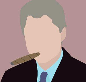 Bill Clinton Icomania Level 5