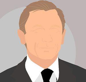 Daniel Craig Icomania Level 10
