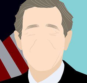 George W Bush Icomania Level 9
