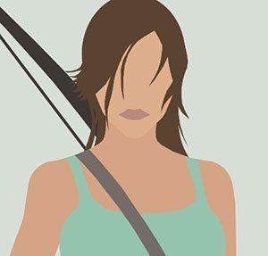 Lara Croft Icomania Level 8