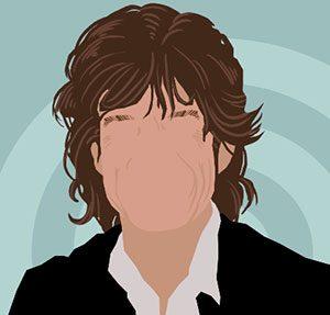 Mick Jagger Icomania Level 11