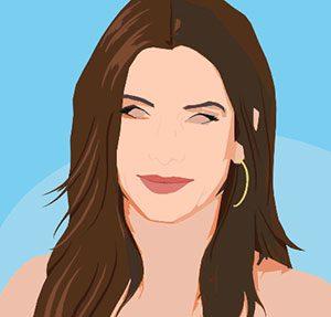 Sandra Bullock Icomania Level 11