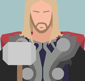 Thor Icomania Level 9
