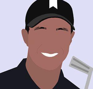 Tiger Woods Icomania Level 9
