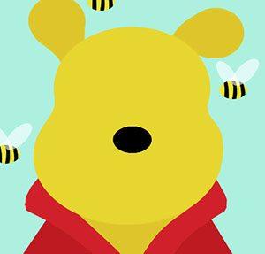 Winnie the Pooh Icomania Level 9