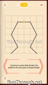 Pythagorea Walkthrough 1 Length and Distance Level 10