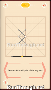 Pythagorea Walkthrough 1 Length and Distance Level 13