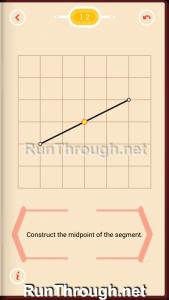 Pythagorea Walkthrough 1 Length and Distance Level 2