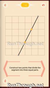 Pythagorea Walkthrough 1 Length and Distance Level 4