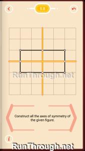 Pythagorea Walkthrough 5 Reflection Level 8