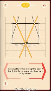 Pythagorea Walkthrough 18 Area Level 10