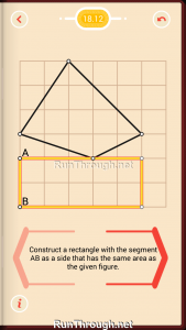 Pythagorea Walkthrough 18 Area Level 12
