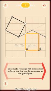 Pythagorea Walkthrough 18 Area Level 2
