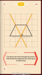 Pythagorea Walkthrough 18 Area Level 4