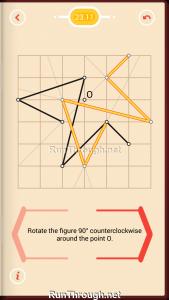Pythagorea Walkthrough 23 Rotation Level 11