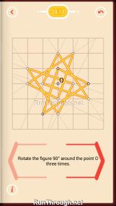 Pythagorea Walkthrough 23 Rotation Level 13