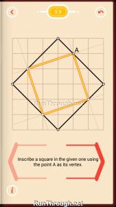 Pythagorea Walkthrough 9 Squares Level 9