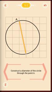 Pythagorea Walkthrough 10 Circles Level 2
